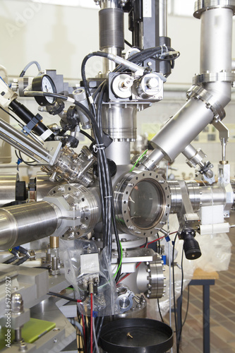 Mass spectrometer in nuclear lab - 57297527