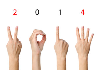 The number 2014