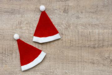 2 Weihnachtsmützen