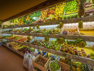 fresh produce food market