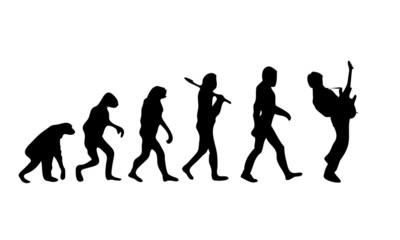 Evolution Guitarist Electric