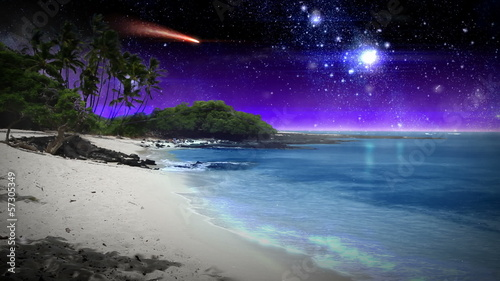 Beautiful Fantasy Beach