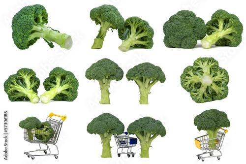 Brokkoli - Sortiment