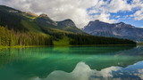 Yoho National Park's Emerald Lake Time Lapse