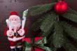 Geldgeschenk als Rute vom Nikolaus