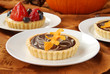 Holiday dessert tarts