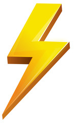 Lightening Bolt - Illustration