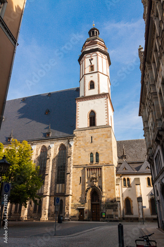 St. Thomas Church, City of Leipzig
