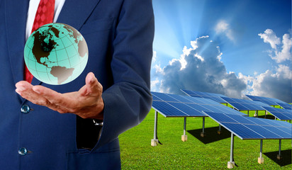 Solar cell business