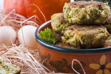 Broccoli chops