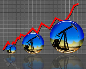 High Oil Prices.