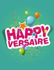 happyversaire