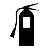 fire extinguisher symbol sign