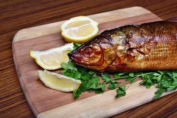 Fish smoked whitefish