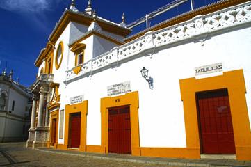 sevilla plaza de toro