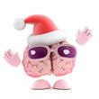 Santa brain