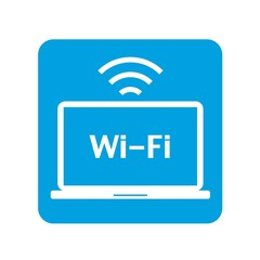 Wi-Fi Notebook icon