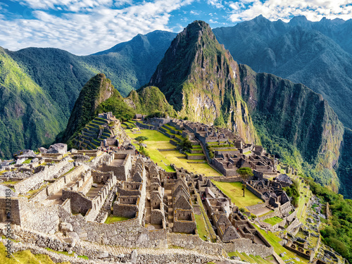 Papiers peints Ruine Mach Pichu