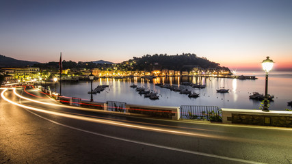 Italien, Elba, Mittelmeer