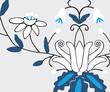 zima kwiaty kaszubskie