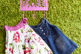 Fashion baby dresses