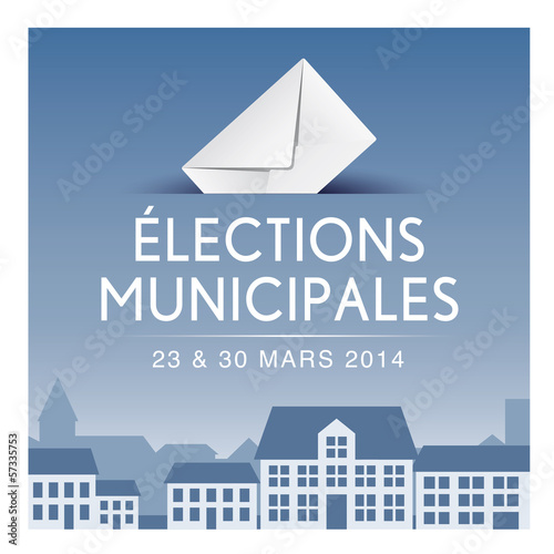 Elections municipales 2014