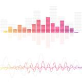 Fototapety Audio & Sound Waves