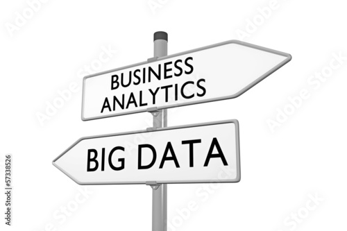 Business Analytics >>> Big Data