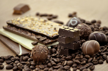 Schokolade - Pralinen