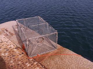 trappola per pesci
