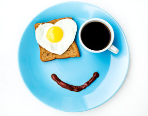 Smile for a good morning