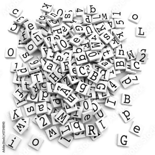 znaki-alfabetu-czarno-biala