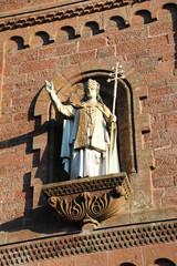 Papst Leo IX, Dabo Kapelle