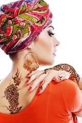 woman arabian