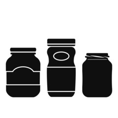 Jar Icons Set