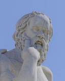 Socrates the philosopher, Athens Greece
