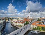 Berlin Cityscape