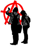 Anarchy couple