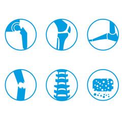 Medizinische Icons - Anatomie