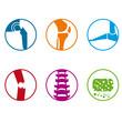 Vector Medizin Icons