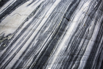 Unpolished marble surface