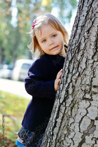 sweet toddler girl