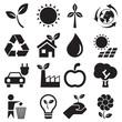 Ecology Icons - 57365178
