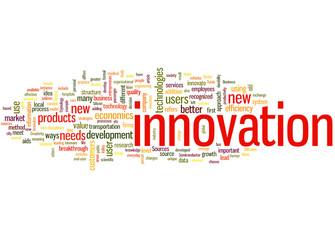 Innovation (innovative, research, improvement)