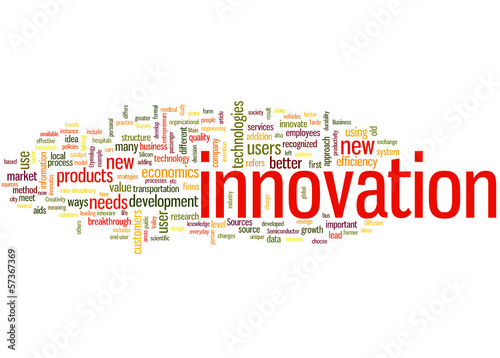 Innovation (innovative, research, improvement)