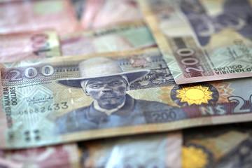 Namibische Dollar