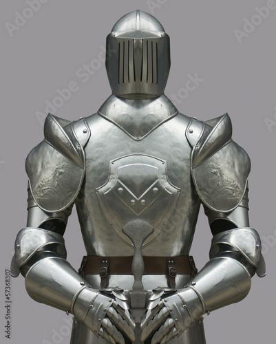 cuirasse médiévale - 57368307