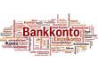 Bankkonto (Bank, Konto, Konten)