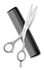 Accessoires de coiffure vectoriels 2