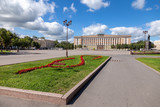 The regional administration building in Novgorod